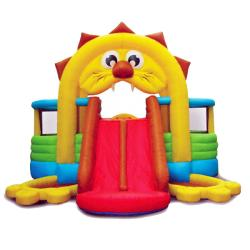 KidWise Lion's Den Inflatable Bounce House