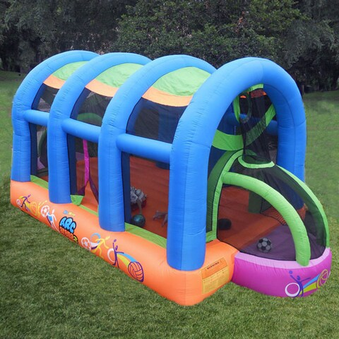 KidWise Arc Arena II Sport Inflatable Bounce House
