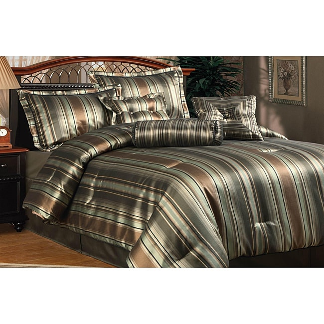 Huntington 8-piece Comforter Set