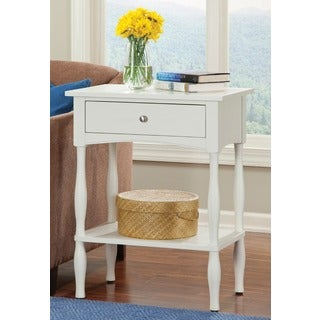 Fair Haven 24-inch W End Table with Drawer
