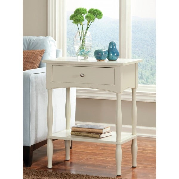 VP Home Light Sand Fair Haven End Table