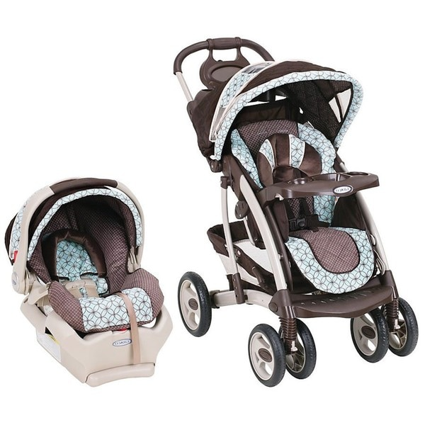 Graco Quattro Tour Deluxe Travel System In Townsend