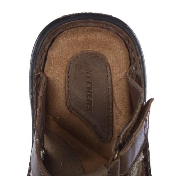 Shop Skechers Men's 'Obtuse' Leather