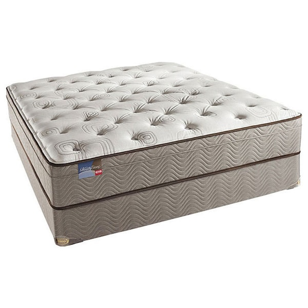 Simmons Beautysleep Fox Hollow Euro Top California King