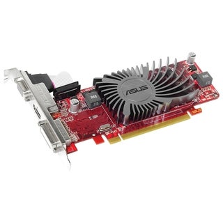 Asus EAH6450 SILENT/DI/1GD3(LP) Radeon HD 6450 Graphic Card - 625 MHz