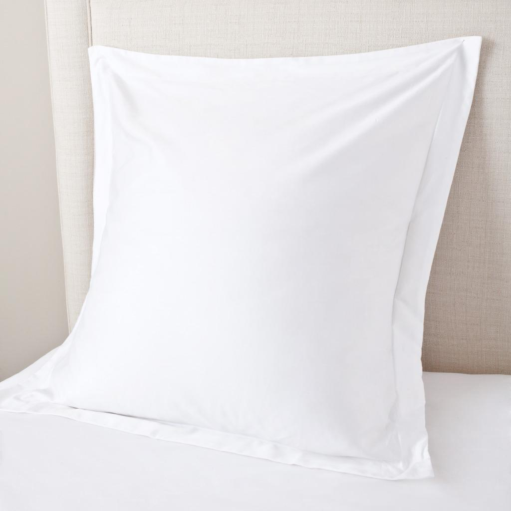 Roxbury Park Solid White Euro Sham Free Shipping On