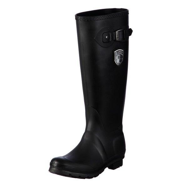 Kamik Womens 'Jennifer' Black Rain Boots