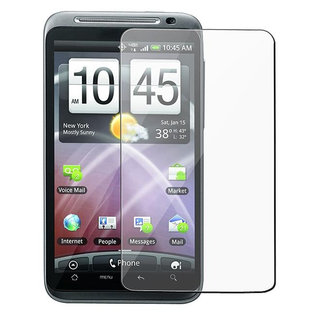 INSTEN Clear Screen Protector for HTC ThunderBolt 4G