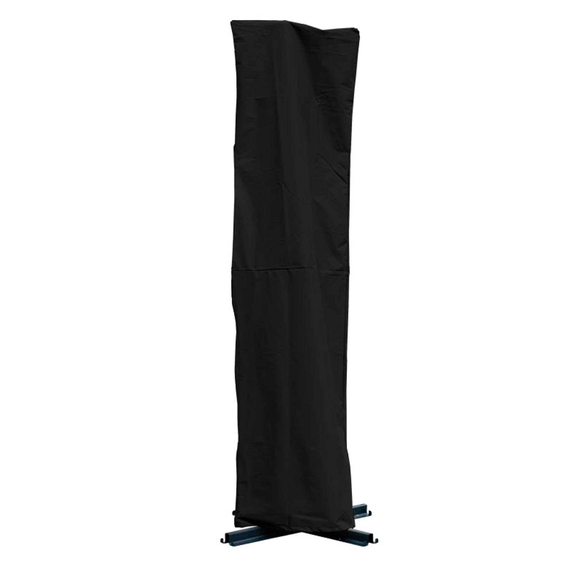 Mr. BBQ Offset Umbrella Full Length Cover, Black #7209