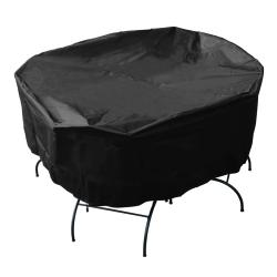 Mr Bbq Premium Black Patio Set Cover Free Shipping On