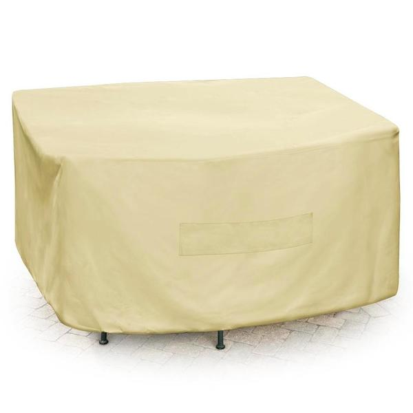 Mr. BBQ Premium Square Patio Set Cover  sc 1 st  Overstock.com & Shop Mr. BBQ Premium Square Patio Set Cover - Free Shipping Today ...