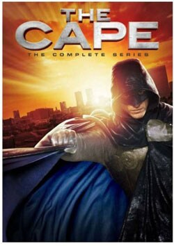 The Cape: The Complete Series (DVD)
