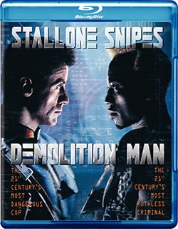 Demolition Man (Blu-ray Disc)