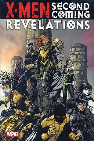 X-Men: Second Coming: Revelations (Paperback)