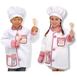 Melissa & Doug Chef Role Play Costume Set|https://ak1.ostkcdn.com/images/products/5889005/P13596048.jpg?impolicy=medium