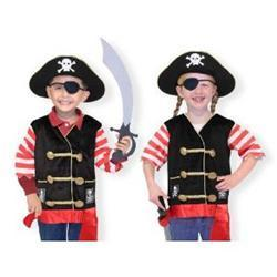 Melissa & Doug Pirate Role Play Costume Set - Thumbnail 0