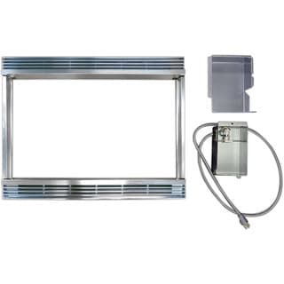 Sharp Stainless Steel 30-inch Built-in Kit for Sharp Microwave (R930CS)