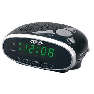 Spectra Mechandising JCR-175 AM/FM Dual Alarm Clock Radio