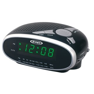 Spectra Mechandising JCR-175 AM/FM Dual Alarm Clock Radio