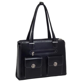 McKlein Women's Verona Checkpoint-friendly 15.4-inch Laptop Briefcase (More options available)