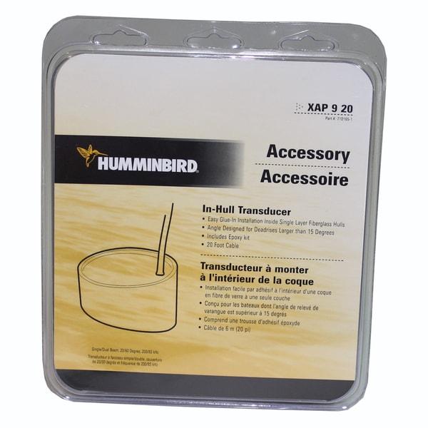 Humminbird Xap 9 20 Single/Dual Beam 20/60
