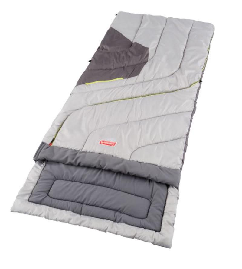 Coleman Adjustable Comfort Big and Tall Sleeping Bag - Thumbnail 0