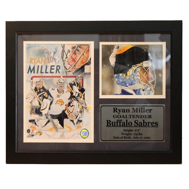 Encore Select Buffalo Sabres Ryan Miller Frame