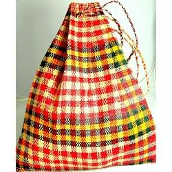 Handmade Raffia Bag (Ethiopia)