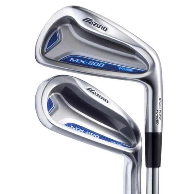 Mizuno MX-200 Forged 4-PW/ GW Graphite Shaft Iron Set