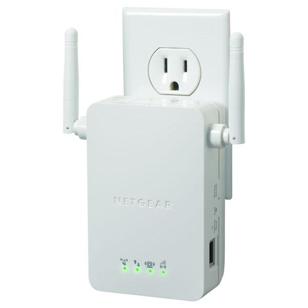 Netgear WN3000RP IEEE 802.11n 54 Mbit/s Wireless Range Extender - ISM