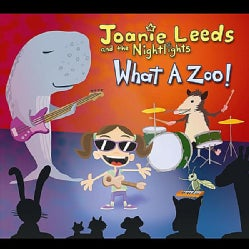 JOANIE & THE NIGHTLIGHTS LEEDS - WHAT A ZOO!