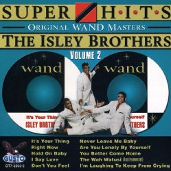 Isley Brothers - The Isley Brothers: Super Hits: Vol. 2