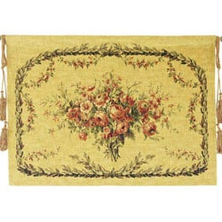 Classic Arrangement European Tapestry Wall Hanging