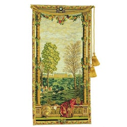 Fall Symphony European Tapestry Cotton/Wool Wall Hanging