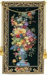Garden Bounty European Tapestry Wall Hanging