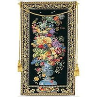 Garden Bounty European Tapestry Wall Hanging