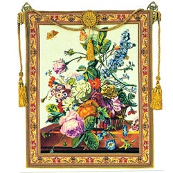 Tuscany European Floral Tapestry Wall Hanging