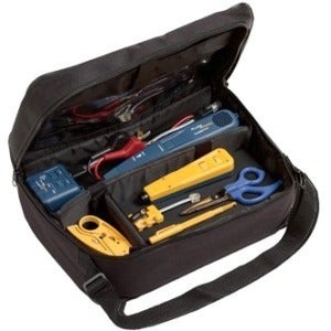 Fluke Networks Soft Case for Electrical Contractor Telecom Kit