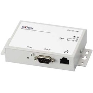 Silex Serial to Ethernet or 802.11 b/g Device Server