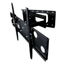 Mount-It! Low Profile Articulating Wall Mount for 42- to 70-inch TVs with Extra Extension