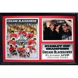 Chicago Blackhawks 2010 Framed Team Photograph