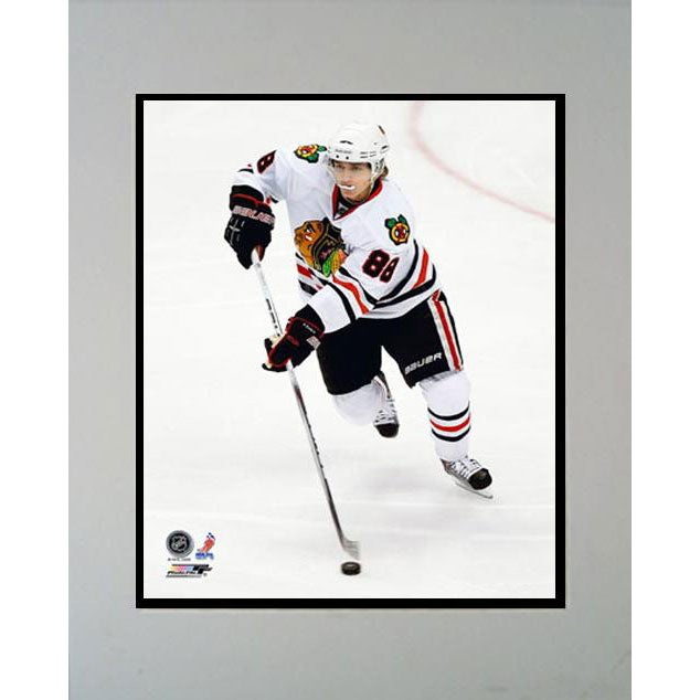 Chicago Blackhawks Patrick Kane Frame Photo