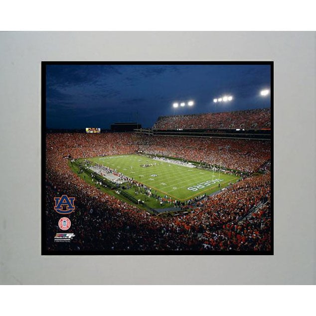 Encore Select Auburn University Stadium Matted Photo