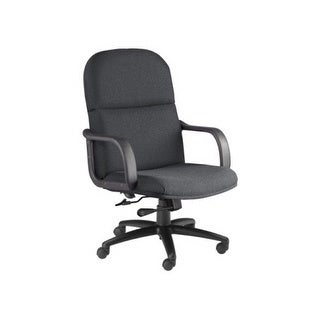 Mayline Comfort Series Big & Tall 500 lb. Executive Chair with Loop Arms