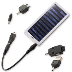 iceTECH SOLAR i101 Portable Solar Charger/ Battery - Thumbnail 0
