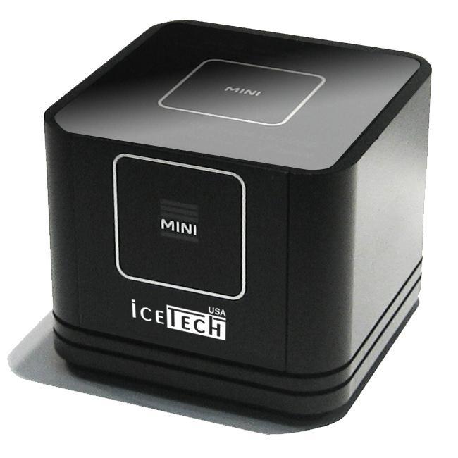 iceTECH iceKUBE IT-20 Digital Vibration Acoustic Speaker