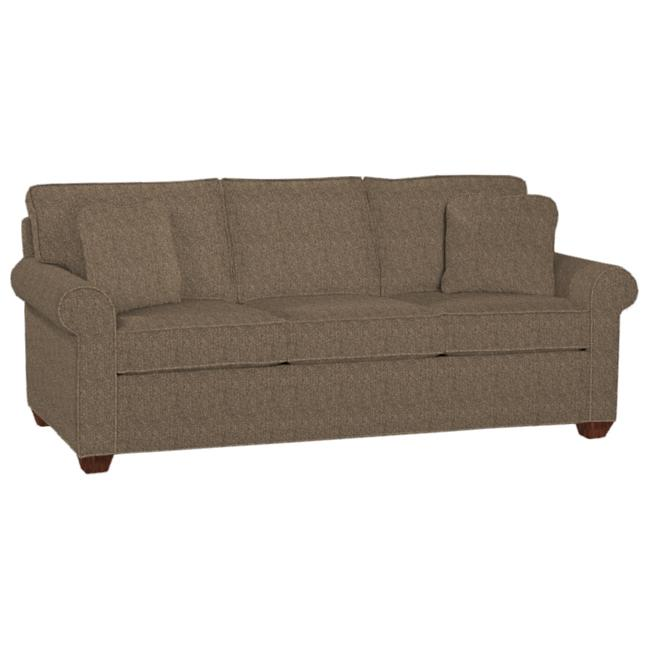 Ellen Charcoal Tweed sofa