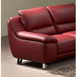 Tremendous Valencia Leather Sofa And Loveseat Set Creativecarmelina Interior Chair Design Creativecarmelinacom