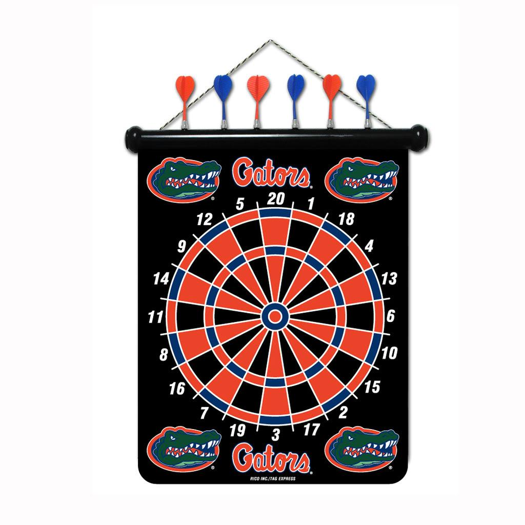 Florida Gators Magnetic Dart Board