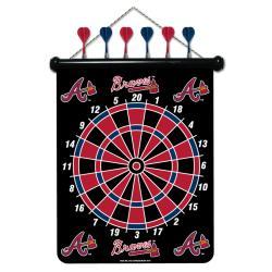 Atlanta Braves Magnetic Dart Board - Thumbnail 0